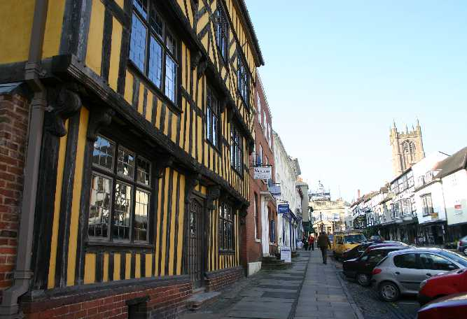 53, Broad Street, early 17th century